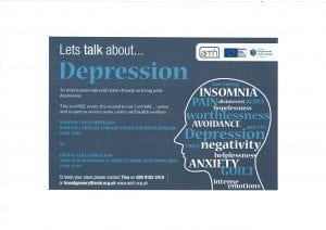 AMH Let's Talk About Depression