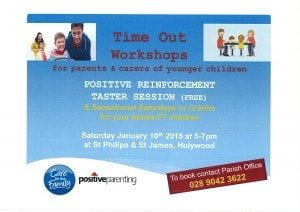 Time Out Taster Session