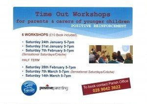 Time Out Workshops